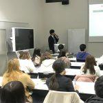 【学生レポート】牛山クラスが「未来面 読まれる文章書き方講座」を受講!