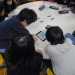 溝尻真也クラスが「プログラミングを体験してみよう!」を実施しました!