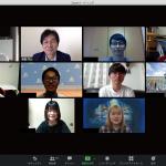 平山クラスがトークンエクスプレス社をオンライン訪問しました!