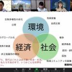 平山クラスが京都の認定NPO法人「環境市民」をオンライン訪問!
