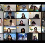 【学生レポート】牛山クラスが企業経営者とのコラボゼミを実施!