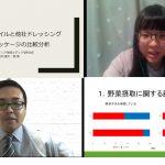 川端クラスが理研ビタミン(株)との社会連携でノンオイルドレッシングに関する調査研究発表会を行いました!